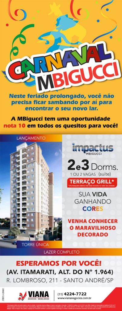 Carnaval_Impactus_Viana Negócios Imobiliários - Apartamentos, Casas, Imóveis, Lançamentos em São Caetano do Sul, São Bernardo, Santo André, ABC e São Paulo