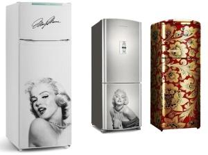 Foto 01 - Adesivos para geladeiras