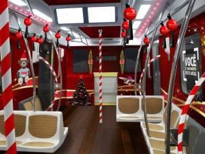 Foto 01 - metrô de Natal